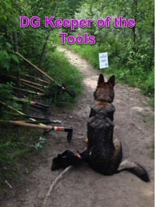 Keeper of the tools